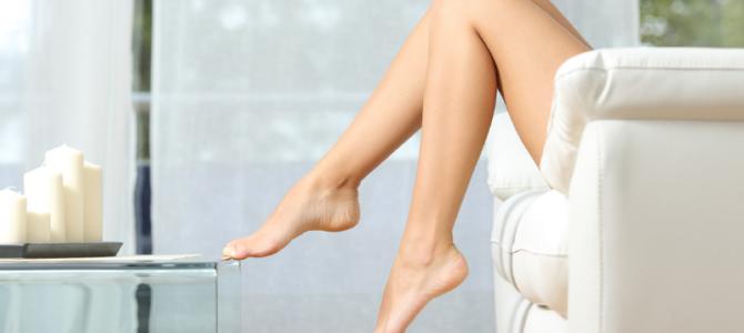 Popękane naczynka na nogach – pozbądź się ich metodą laserową!